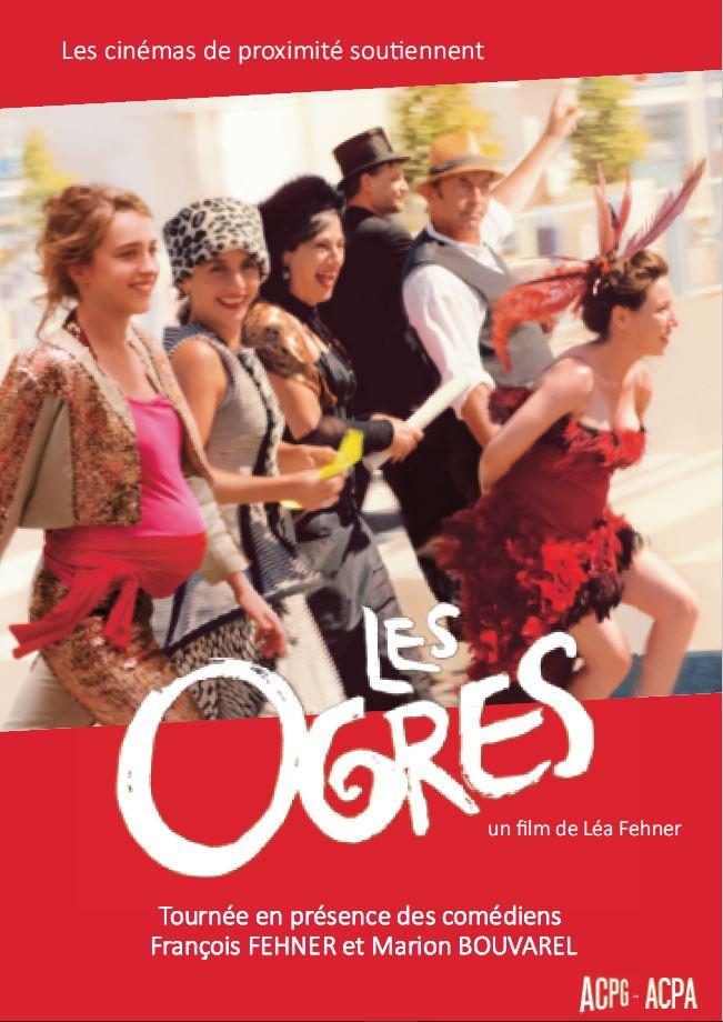 Flyer Les Ogres
