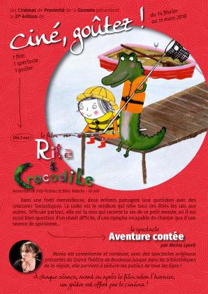 CG37 Rita et Crocodile