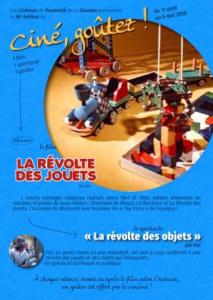 CG38 La Révolte des Jouets